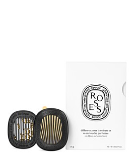 diptyque - Car Diffuser with Roses Insert 0.07 oz.
