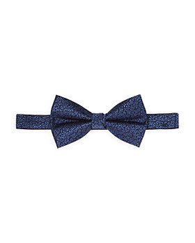 The Men's Store at Bloomingdale's - Stem & Leaf Silk Bow Tie - 100% Exclusive