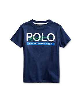 Ralph Lauren - Boys' Cotton Polo Tee - Little Kid