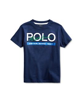 Ralph Lauren - Boys' Cotton Polo Tee - Little Kid