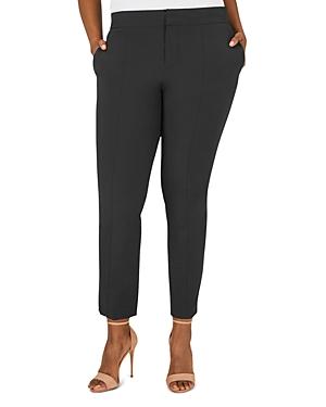 Vegas Slim-Leg Stretch Pants