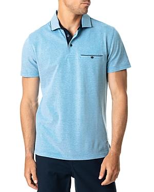 Rodd & Gunn Sherwood Mercerized Cotton Birdseye Regular Fit Polo Shirt