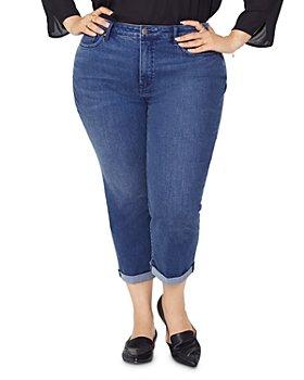 NYDJ Plus - Chloe Capri Jeans in Market