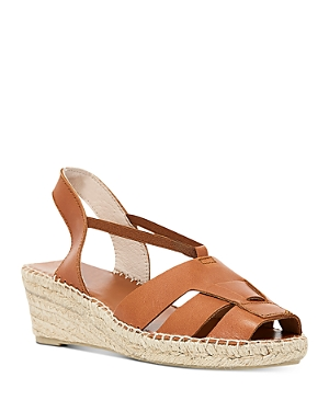 Andres Assous Women\\\'s Dorit Strappy Espadrille Wedge Sandals