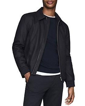 REISS - Moat Wool-Blend Jacket