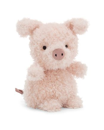 Jellycat - Little Pig Plush Toy - Ages 0+