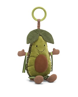 Jellycat - Amuseable Avocado Activity Toy - Ages 0+