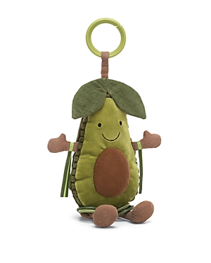 Jellycat Amuseable Avocado Activity Toy - Ages 0+