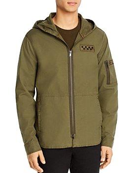 John Varvatos Star USA - Army Ripstop Slim Fit Shirt Jacket