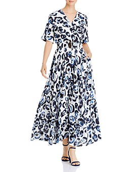 Lafayette 148 New York - Agneta Printed Dress