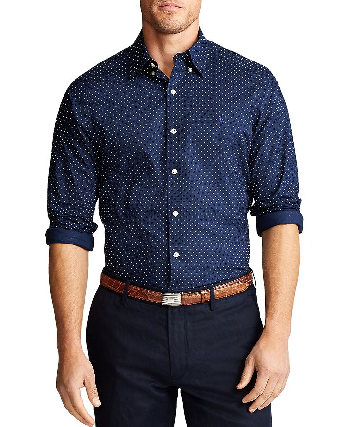 Polo Ralph Lauren - Slim Fit Poplin Shirt Jacket