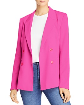 Bardot - Parisienne Double-Breasted Blazer