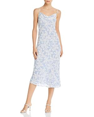 Joie Marcenna B Floral Print Cowl Neck Dress - 100% Exclusive-Women