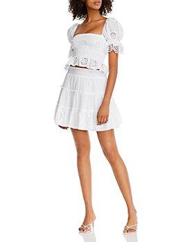 Charo Ruiz Ibiza - Crop Top & Mini Skirt