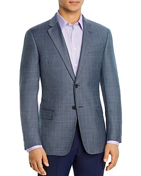 Armani - Micro-Stitch Regular Fit Blazer