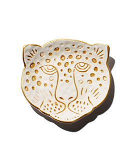 Kikkerland - Leopard Porcelain Catch-All