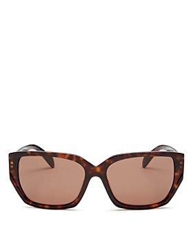 Prada - Women's Square Sunglasses, 59mm