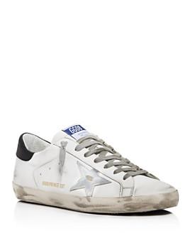 Golden Goose Deluxe Brand - Unisex Superstar Laminated Star Sneakers - 100% Exclusive