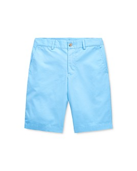 Ralph Lauren - Boys' Cotton Chino Shorts - Little Kid
