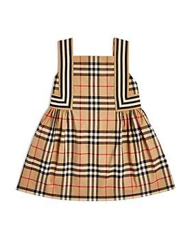 Burberry - Girls' Astrid Vintage Check Pinafore Dress - Little Kid, Big Kid
