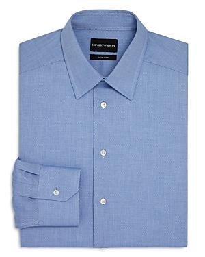 Solid Oxford Regular Fit Dress Shirt