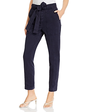 La Vie Rebecca Taylor Patrice Stretch Twill Pants-Women