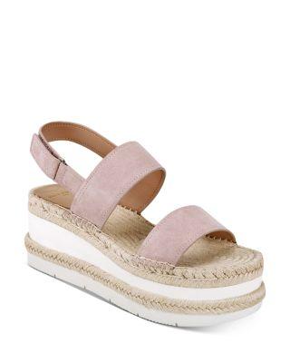 Gallia Espadrille Platform Sandals