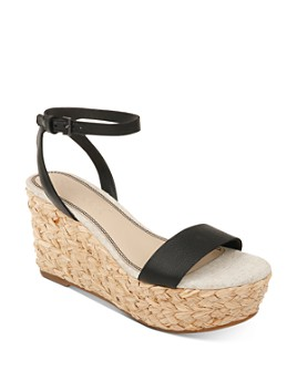 Splendid - Women's Marie Espadrille Platform Wedge Sandals
