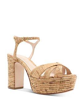 SCHUTZ - Women's Darilia High-Heel Platform Sandals