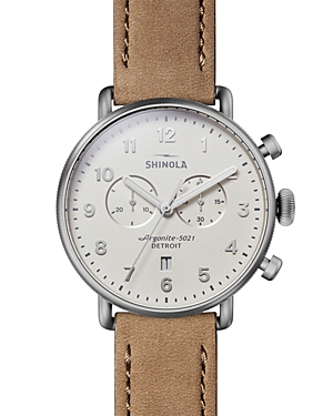 Shinola The Canfield Chronograph, 43mm