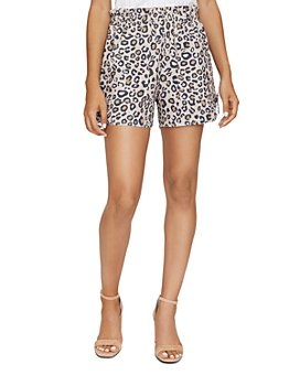 Sanctuary - The Island Leopard-Print Shorts