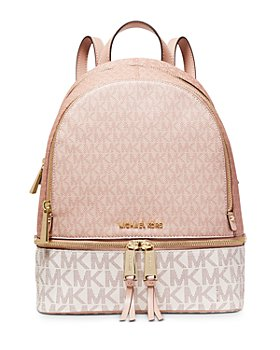 MICHAEL Michael Kors - Rhea Small Zip Backpack