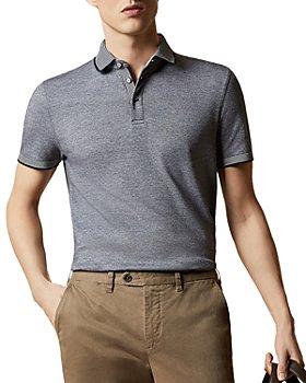 Ted Baker - MMB Lateone Ribstart Regular Fit Polo Shirt