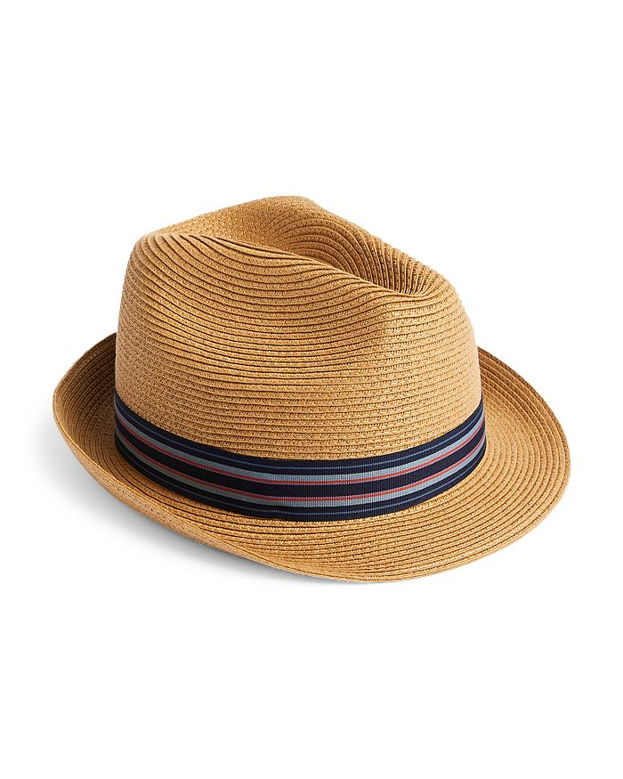 Ted Baker - MXH Elite Straw Trilby Hat