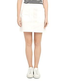 Theory - Mini Skirt