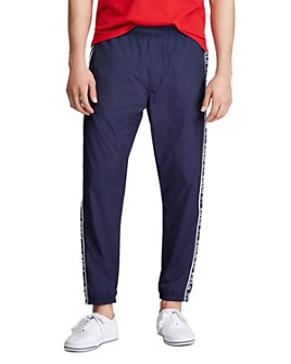 Polo Ralph Lauren - Nylon Water-Repellent Taped Athletic Pants