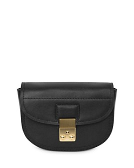 3.1 Phillip Lim - Pashli Mini Leather Saddle Belt Bag