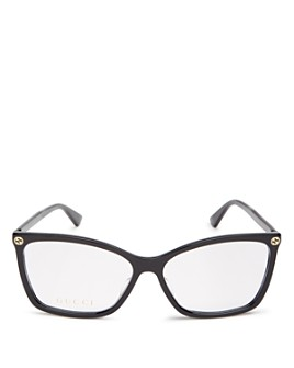 Gucci - Women's Square Readers, 56mm
