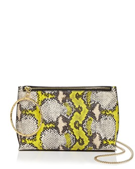 Ted Baker - Imanie Small Leather Bracelet Clutch