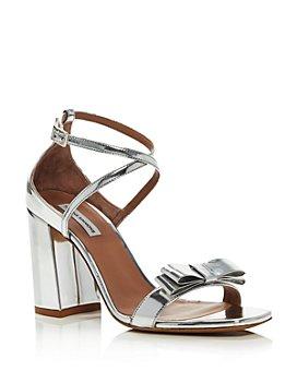 Tabitha Simmons - Women's Hudson Bow High-Heel Slingback Sandals