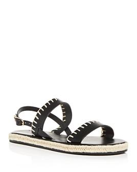 Ancient Greek Sandals - Women's Clara Slingback Espadrille Sandals