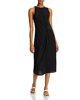 rag & bone - Seon Silk Midi Dress