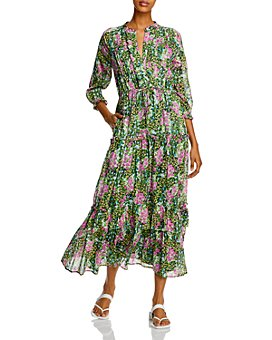 Banjanan - Brenda Printed Maxi Dress