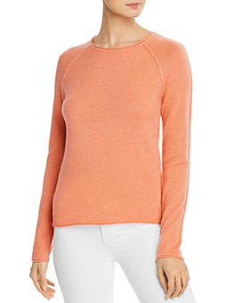 Theory - Fantina Cashmere Long-Sleeve Top