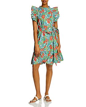 Banjanan - Audrey Printed Mini Dress