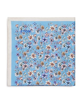 Eton - Scattered Mini Flowers Pocket Square