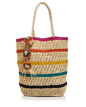 mar Y sol - Catalina Medium Raffia Tote