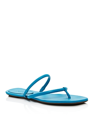 Schutz Women\\\'s Sitara Thong Flat Sandals