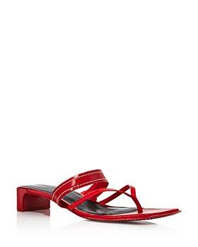 rag & bone - Women's Colt Mid-Heel Sandals