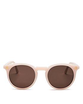 Illesteva - Unisex Sterling Round Sunglasses, 48mm